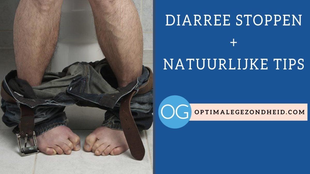 diarree wat doen