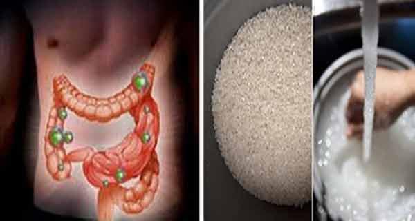 Dieta cu boabe de orez nefiert – recomandata de dr. Virginia Faur, pentru detoxifiere si slabire