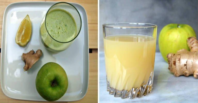 detoxifiere cu ghimbir si miere