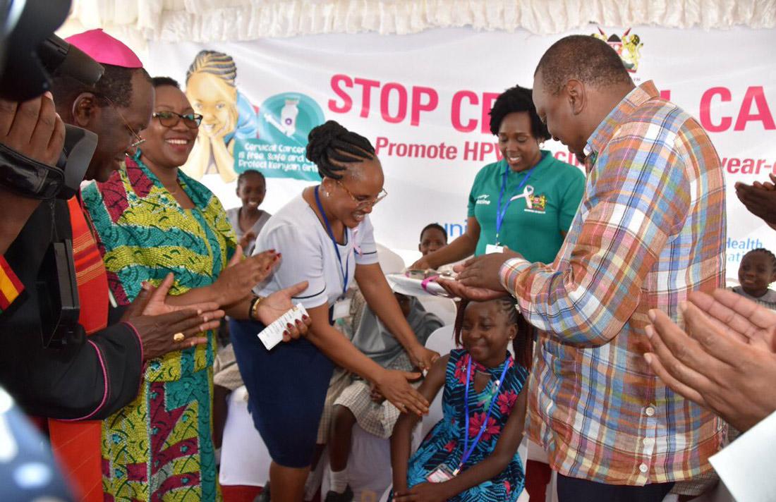 human papillomavirus in kenya papillomavirus ppt