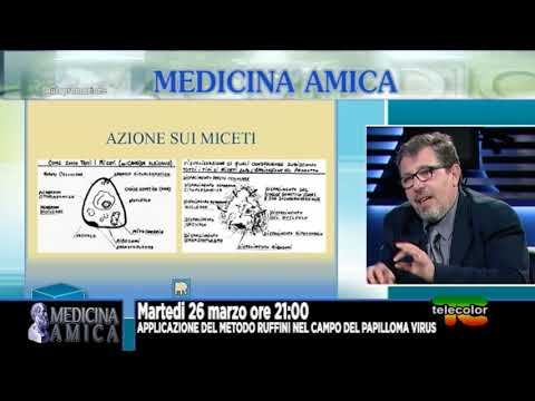 metodo ruffini per papilloma virus hpv vaccination and cervical cancer