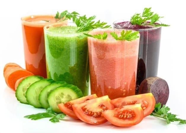 sucuri verzi pentru detoxifiere