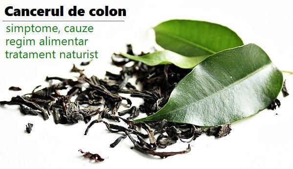 cancerul de colon simptome si tratament