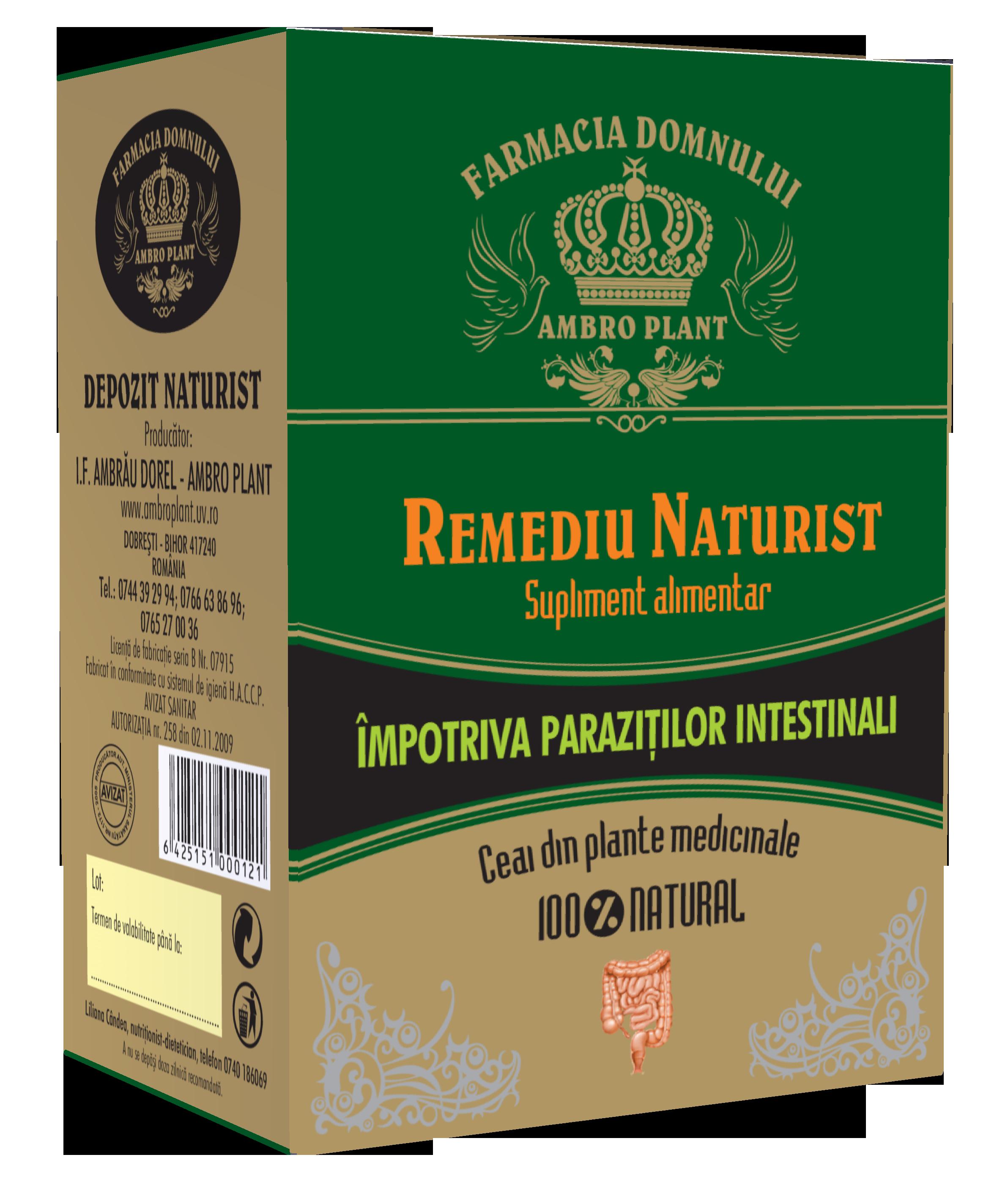 tratament contra parazitilor intestinali