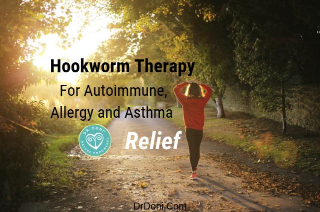 hookworm autoimmune therapy