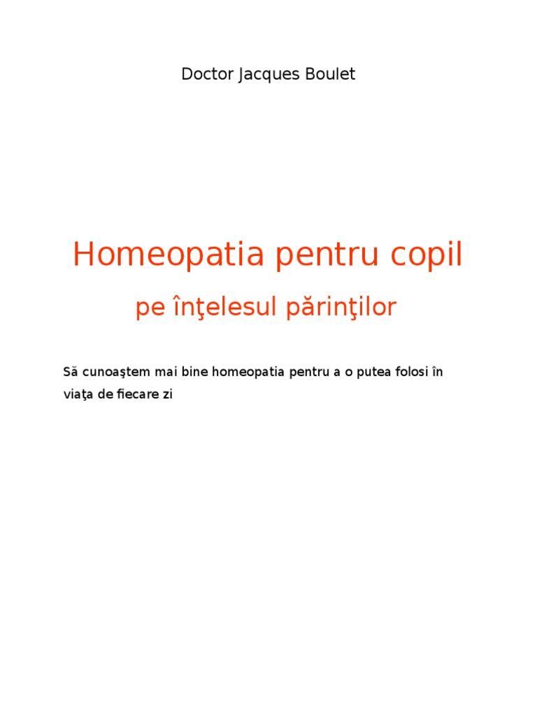 tratament homeopat oxiuri copii