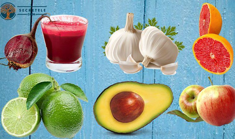detoxifierea naturala a ficatului