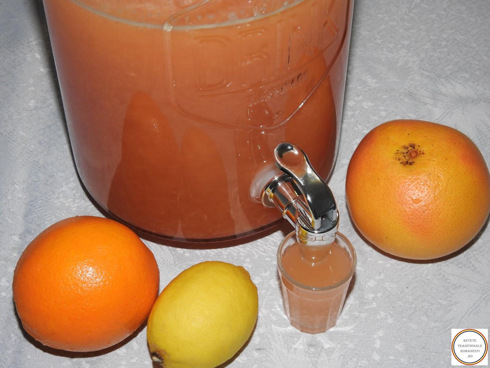 detoxifiere cu grapefruit