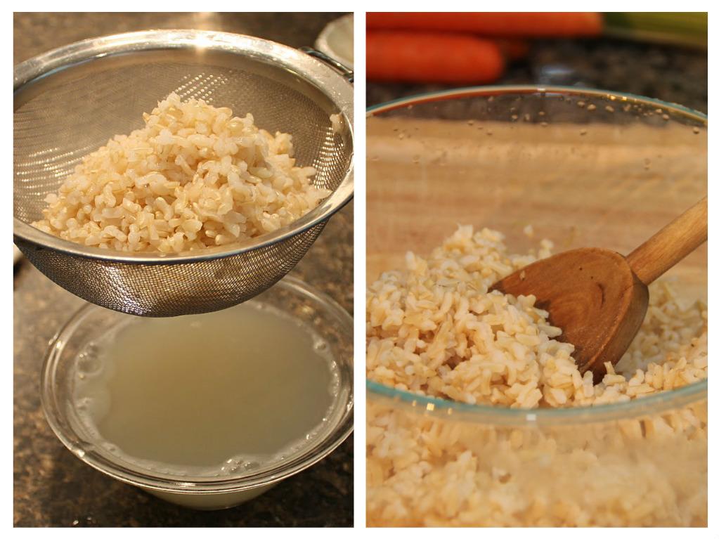 cura de detoxifiere cu orez brun
