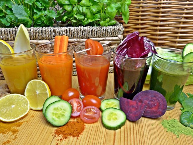 jus legume detoxifiant