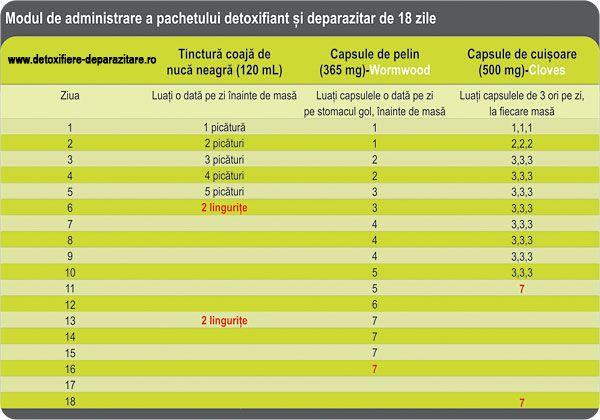 detoxifiere definitie