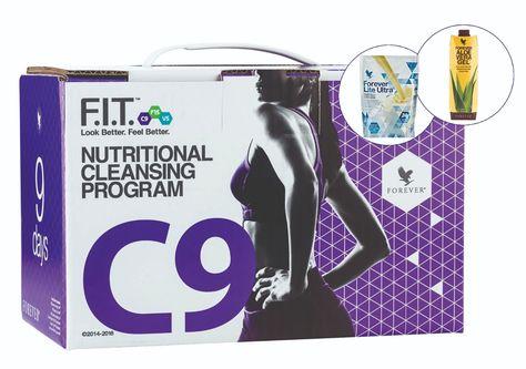 Cum sa scapi usor de 3 kg in 9 zile cu detox C9 Forever Living