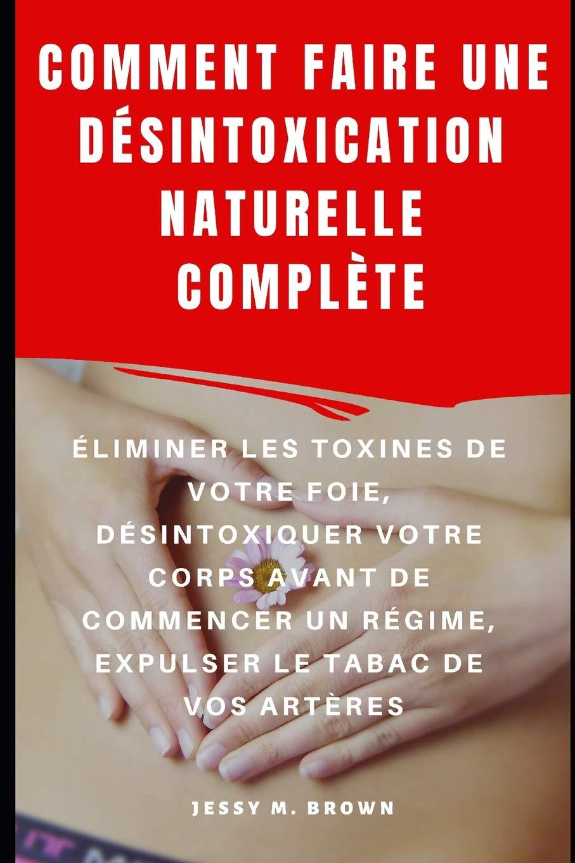 eliminer toxine foie