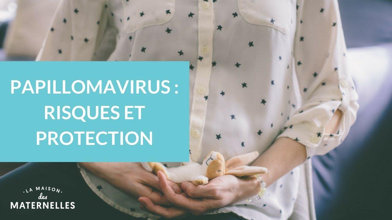 papillomavirus et maternite