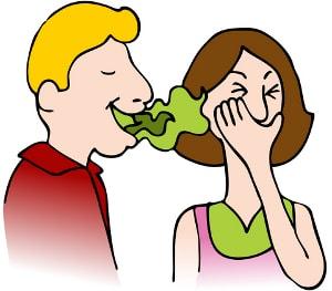 Halena (respirație urât mirositoare)