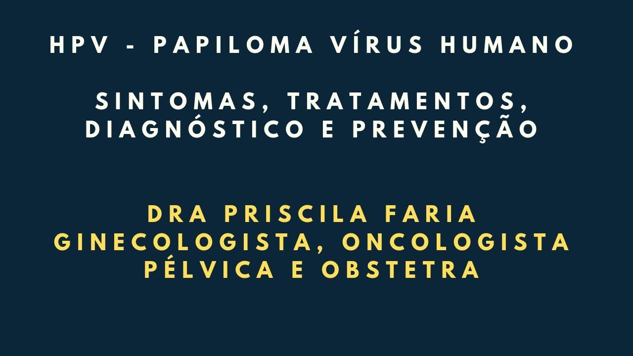 papilloma virus sintomas