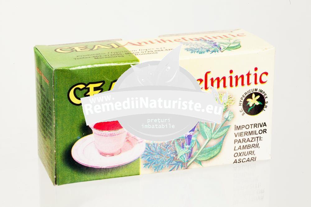 tratament eficient impotriva parazitilor intestinali