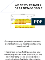 Referat Geochimia Metalelor Grele
