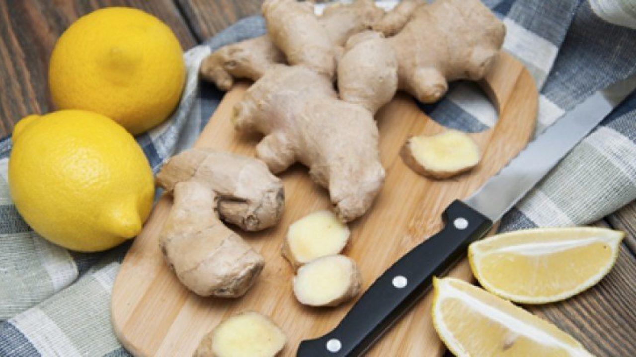 detoxifiere cu ghimbir si miere cura de detoxifiere cu orez brun
