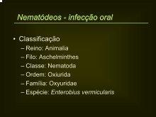 enterobius vermicularis ufrgs