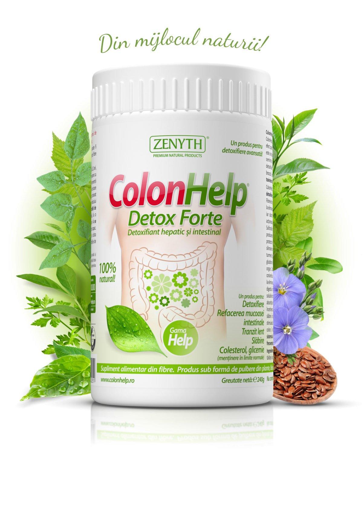 detoxifiere colon sare de mare