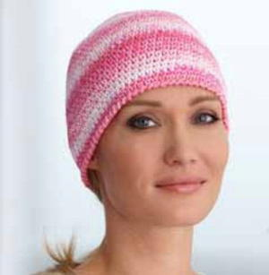 cancer cap crochet pattern