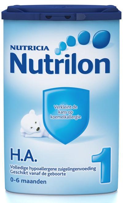 diarree nutrilon 1