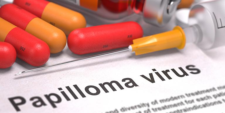 tampone positivo papilloma virus papilom paraziti