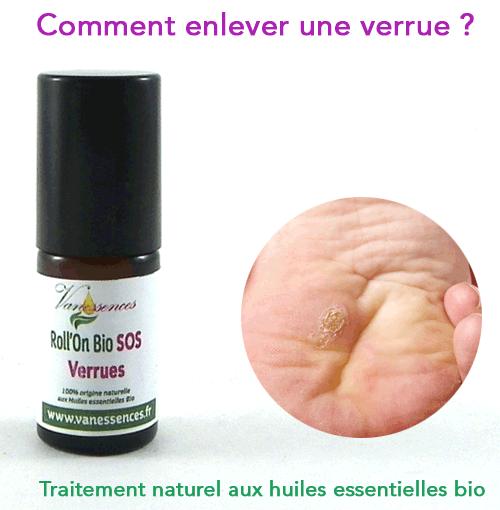 papillomavirus traitement huiles essentielles