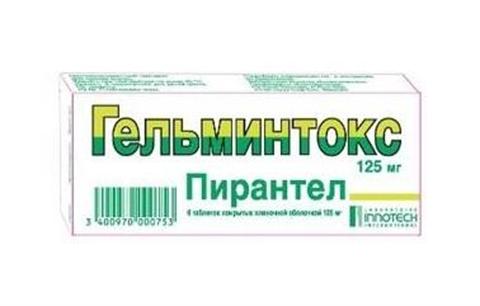 Doza de prevenire a viermilor Vermox