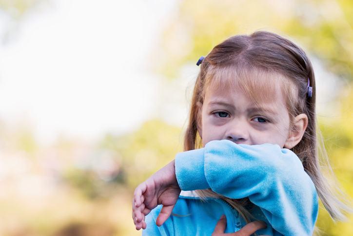 Viermi la un copil este contagios cu alți copii