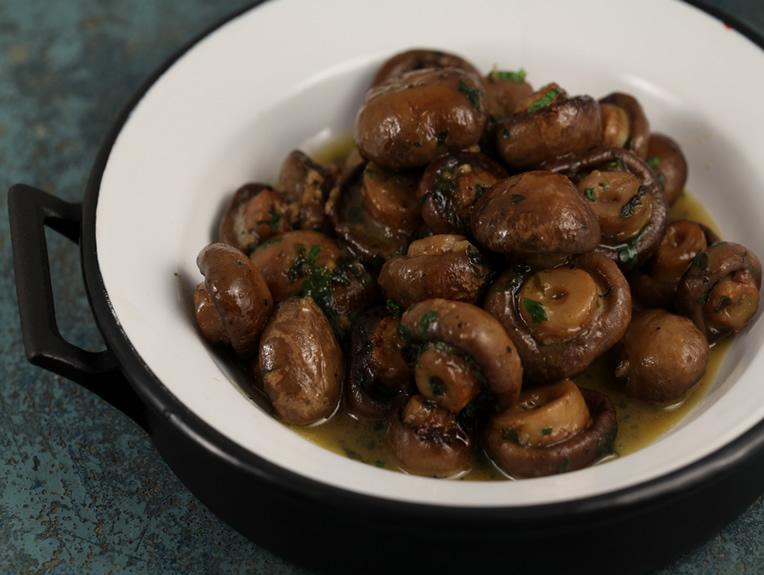 Tocanita de ciuperci - Reteta de post - Laura Adamache