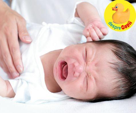 Gazele (flatulenta) urat mirositoare la bebelusi - Cauze si Tratament