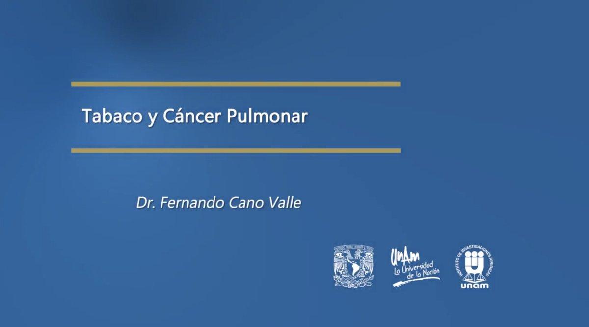 cancer pulmonar unam