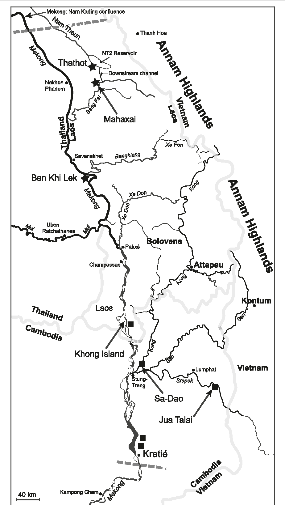 schistosomiasis thailand