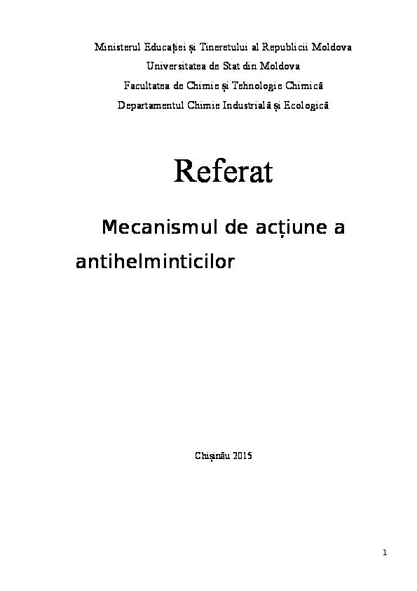 Eskazole, 400 mg, comprimate