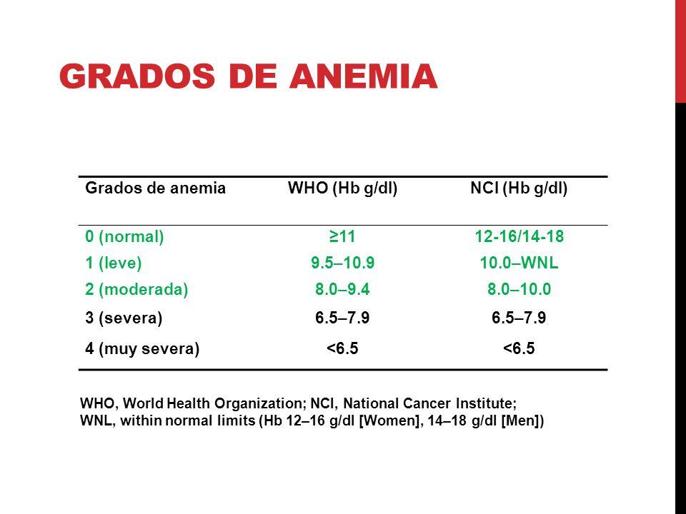 Anemia – ce este, cum se manifestă şi cum se tratează?