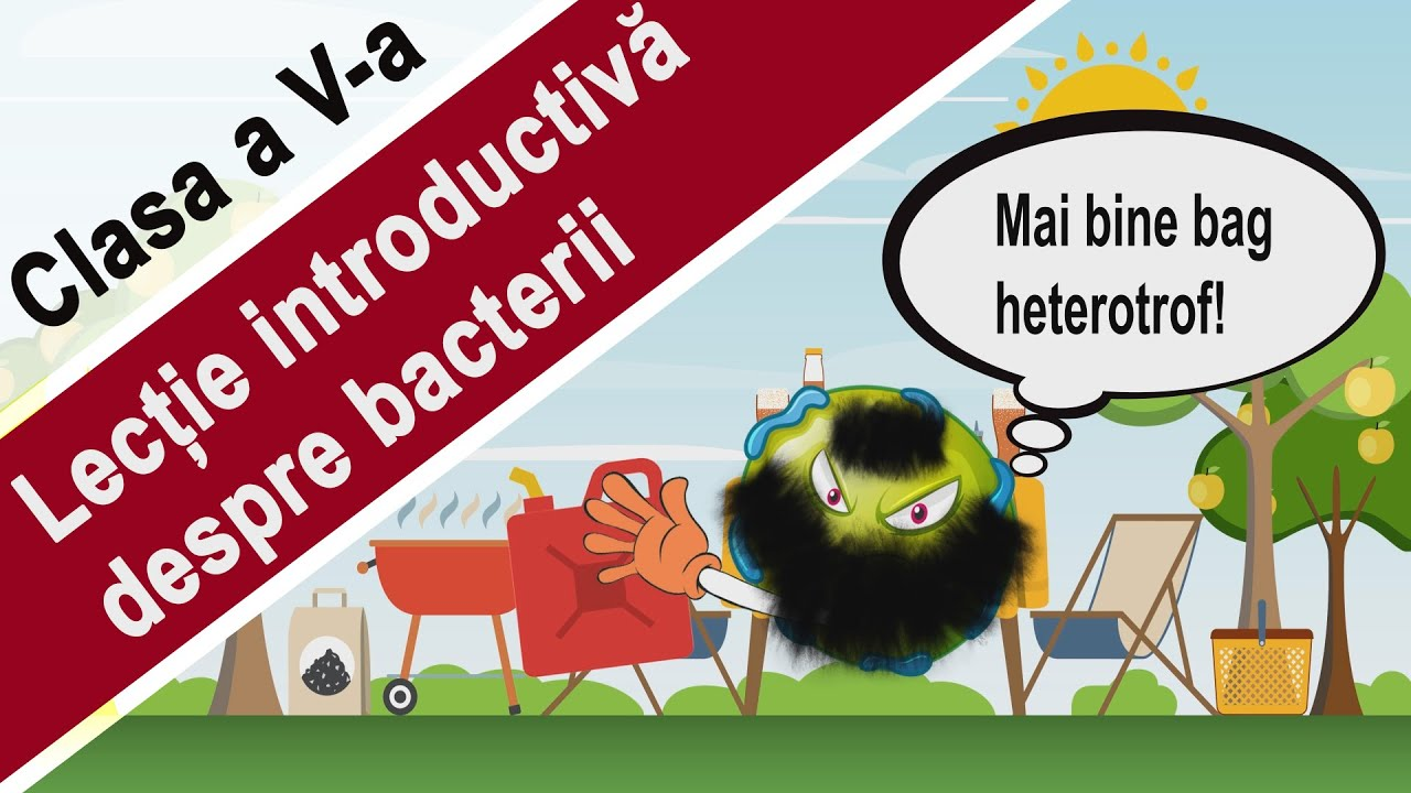Listă de bacterii