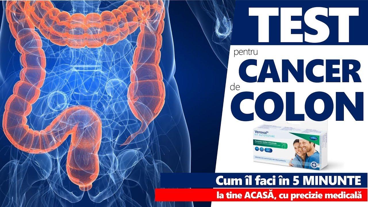 simptome cancerul de colon