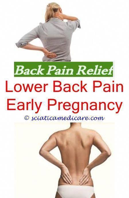 cervical cancer lower back pain