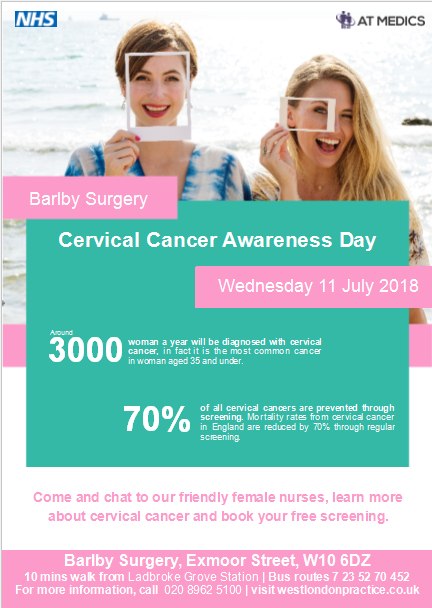 Bowel, Breast & Cervical Screening