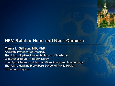 head and neck cancer hpv types
