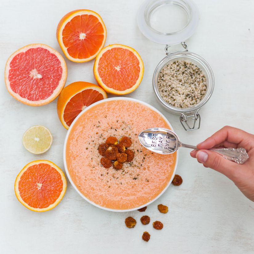 Slăbire cu suc de grapefruit şi oţet de mere de la Dr. Oz