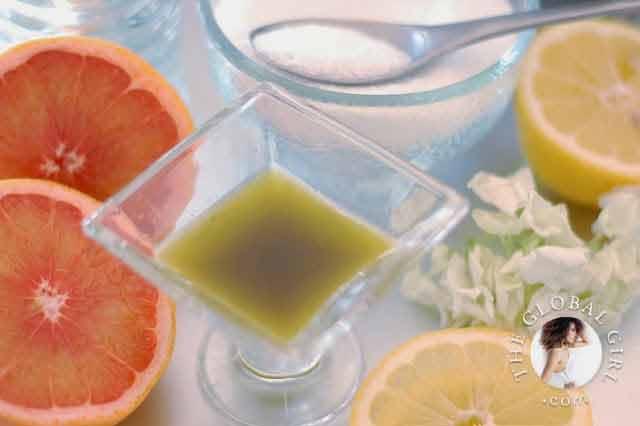 detoxifierea ficatului cu grapefruit