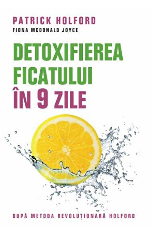 Program de detoxifiere a organismului pentru copii