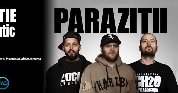 Parazitii - Live in Quantic - 16 Martie 2019