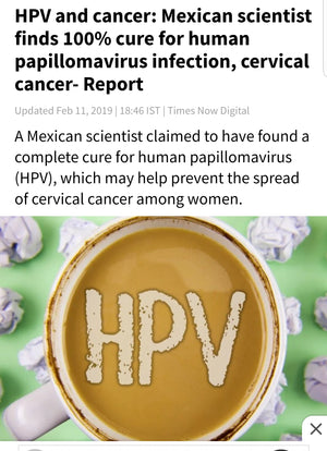 hpv how to cure