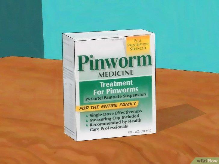 medicamento sin receta para oxiuros
