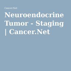 neuroendocrine cancer mood swings