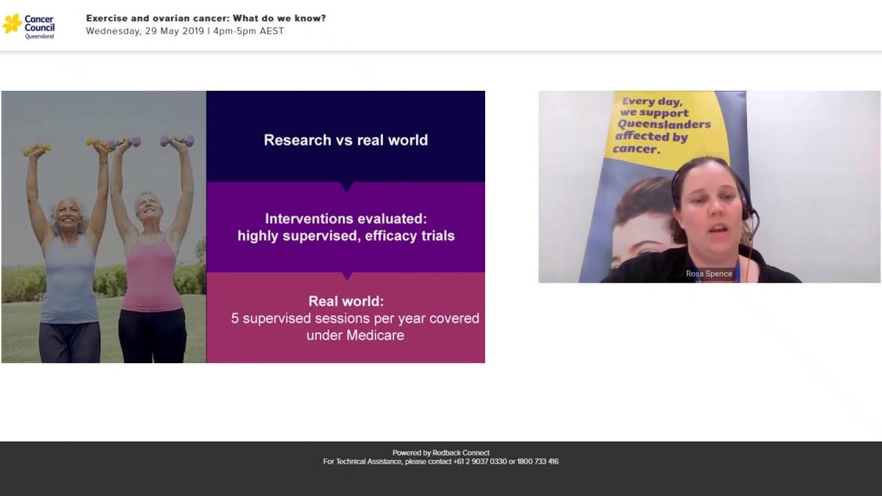 ovarian cancer queensland